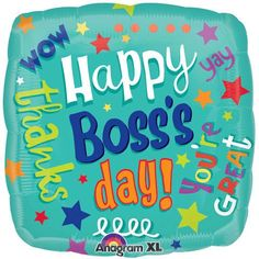 Happy Boss's Day Messages