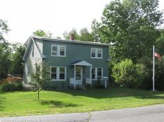 Looking for a little country setting yet close to town? Two story home offers 3 bedrooms, large family room, extra room could be an office or den, large deck and storage shed. All this on 5.7 acres of land.
