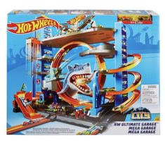 Hot Wheels Ultimate Garage Tower Shark Loop Racetrack 2 Vehicles Set Fit 90 Cars for sale online Best Family Cars, Small Luxury Cars, Ultimate Garage, Chevrolet Malibu, Hot Wheels Cars, Car In The World, Toyota Camry, Used Cars, Cars For Sale