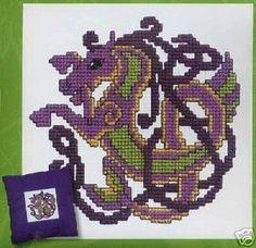 Textile Heritage Celtic Horse