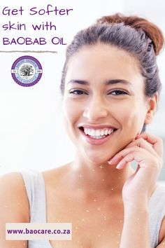 BaoCare Radiance is made up of Baobab oil which deeply moisturises and hydrates. Jojoba oil which supports youthful elasticity and softness and Pomegranate which protects against damage from UV light and promotes collagen production which helps to keep your skin dewy and supple. This rich, luxurious blend of botanical oils will smooth, soften, and plump up your skin giving it a satiny finish and a naturally radiant glow! #baocareskincare #baobaboil #naturalcare Baobab Oil, Skin So Soft, Jojoba Oil, Vegan Friendly, Pomegranate, Natural Skin Care, Collagen, Your Skin, The Secret