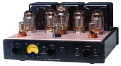 Icon Audio Stereo 40 MkIII M Tube Integrated Amp at Music Direct