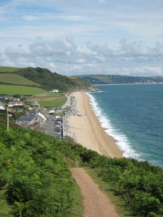 Beesands, Devon, England.-----love the name...Beesands! :)