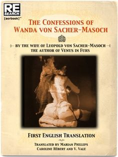 Confessions of Wanda RE/Search Publications