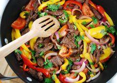 6 PPts Peruvian Beef Saltado