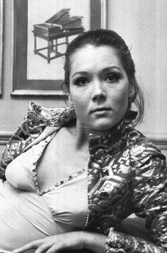 Agree, very Diana rigg as emma peel nude removed