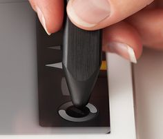 Pencil by FiftyThree - pretty nifty stylus from the makers of Paper for iPad.