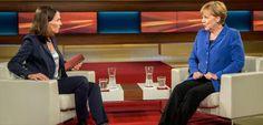 Flüchtlingsgespräch bei Anne Will: Merkels ehrlichste Regierungserklärung - SPIEGEL ONLINE - Nachrichten - Politik
