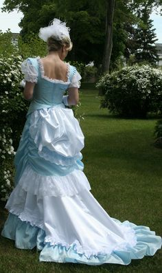 Recollections: Bella Rose Bustle Set