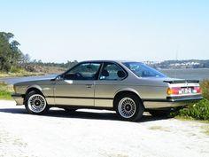 1986 bronzitbeige BMW 635csi