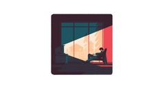 15 sec animated clips on Behance