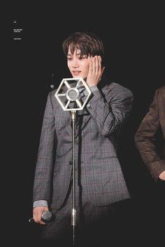 [HQ] 171125 #KAI at The EℓyXiOn in SEOUL Day2 Suho Exo, Kaisoo, Mr Destiny, Kim Kai, Korean Pop Group, Ko Ko Bop, Exo Concert, Exo Official, Boy Music