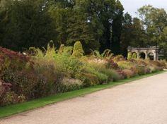 Piet Oudolf, Public Gardens, Trentham by sylvia