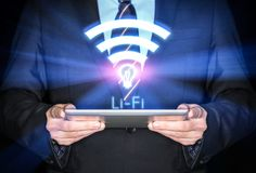 LiFi is a wireless optical networking technology that uses light-emitting diodes (LEDs) for information transmission. LiFi is intending to use semiconductor diode light-weight bulb like those presently in use in several energy-conscious homes and offices. Lifi Technology, Le Management, Light Emitting Diode, Making Life Easier, Data Transmission, Cloud Computing, Big Data, Les Oeuvres, Consumer Electronics