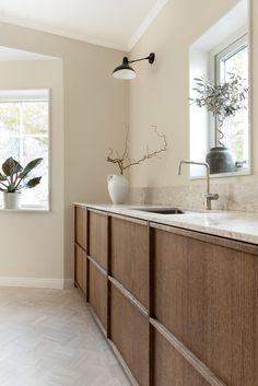 Kitchen Room Design, Home Decor Kitchen, Kitchen Interior, Room Interior, Decor Interior Design, Interior Decorating, Küchen Design, Home Decor Inspiration, House Styles