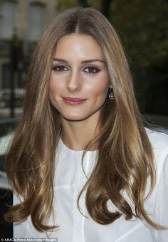 THE OLIVIA PALERMO LOOKBOOK: Paris Fashion Week : Olivia Palermo at Veronique Leroy {hair and beauty}