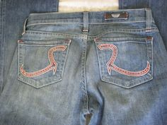 32924b74 womens rock & republic kasandra jeans 25x36 #RockRepublic #BootCut  Fashion Outfits, Womens