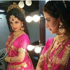 Kamakhya devi #mahakalianthhiaarambhhai Cute Girl Pic, Cute Girls, Pooja Sharma, Goddess Lakshmi, Lord Shiva, Durga, Indian Actresses, Suits For Women, Bollywood