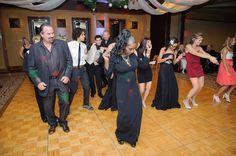 More dancing