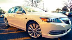 You've finally arrived. Test drive the Acura RLX.