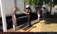 Portland moving operation nabs illegal movers with the help of BBB, Oregon Department of Transportation and local police.