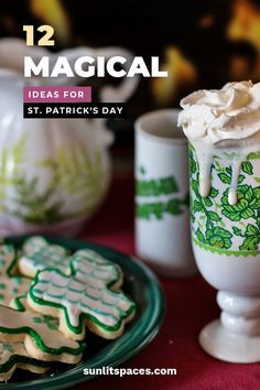 Sometimes it takes more that luck to have a successful holiday. Sometimes it takes magic! Test your luck with these magical ideas for St. Patrick's Day. You don't have to be Irish to enjoy this day. #holidayideas #holidayhacks #stpatricksdayideas