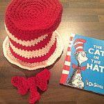Free Crochet Cat in The Hat Pattern at Karla's Making It