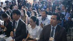 សម្តេចតេជោ ហ៊ុន សែន នាយករដ្ឋមន្រ្តីនៃព្រះរាជាណាចក្រកម្ពុជា អញ្ជើញផ្តល់សន្និសីទកាសែត មុនពេលចាប់ផ្តើម វេទិកាសេដ្ឋកិច្ចពិភពលោកស្តីពីអាស៊ាន ឆ្នាំ ២០១៧ នៅសណ្ឋាគារសុខា ភ្នំពេញ។  Live: Cambodian Prime Minister Press Conference at WEF on ASEAN 2017. Phnom Penh, Cambodia,  10th May 2017