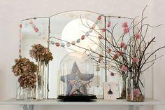 Un intérieur doucement vintage - Le Petit Florilege - Bordeaux via Inside Closet
