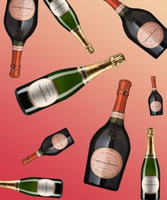 From French war heroes to pioneering prestige cuvées, here are 11 things you should know about Laurent-Perrier. Vintage Champagne, Vintage Wine, Demi Sec Champagne, Pinot Noir Grapes, Laurent Perrier, Vintage Year, French History, Champagne Bottles, Sparkling Wine
