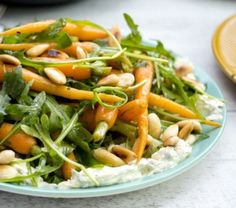Baby Carrot Salad - Easy and special salad that looks great on the table. Farro Recipes, Salad Recipes, Easter Recipes, New Recipes, Easter Food, Fennel Salad, Carrot Salad, Baby Carrots, Recipe Details
