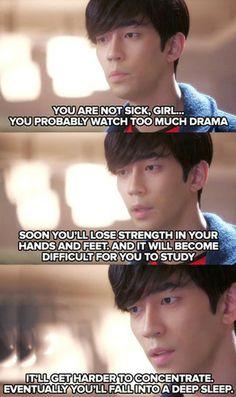 hahaha I just love these Jae Kyeong memes!! Totally make my day! Kdrama