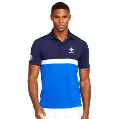 Wimbledon Jersey Polo Shirt - Polo Ralph Lauren Custom  - Ralph Lauren France