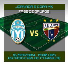 Jornada 5 Copa MX