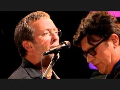 tribute to BO DIDDLEY -  Who Do You Love -  sung by Robbie Robertson and Eric Clapton