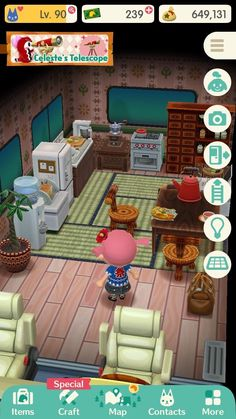 ACPC Animal Crossing Pc, Animal Crossing Pocket Camp, Happy Home Designer, Cute Room Ideas, All About Animals, New Leaf, Interior And Exterior, Anime Art, Pokemon