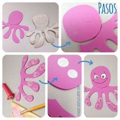 Pirate Crafts, Under The Sea, Puppets, Special Day, Summer Fun, Ideas Para, First Birthdays, Crafts For Kids, Kids Rugs