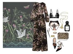 Unquiet Things | How To Wear: Arsenical Wallpapers