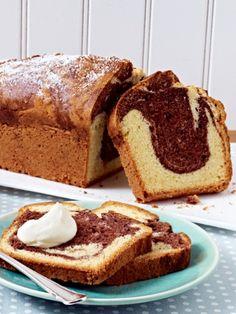 18 Marmorkuchen Rezepte - da werden Kindheitserinnerungen wach!