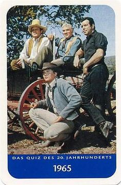 BONANZA LORNE GREEN DAN BLOCKER MICHAEL LANDON PERNELL ROBERTS GREAT CARD in Collectibles, Trading Cards, Other Trading Cards   eBay