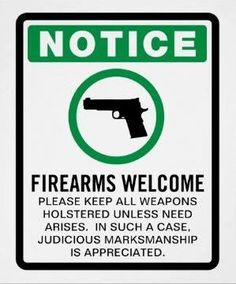 Firearms welcome  #southern #sassy #southern #country