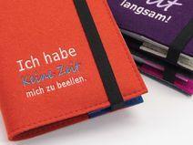 """Kalender /Notizbuch A5  """"Ich habe keine..."""