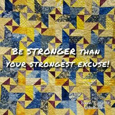 Bonnie K Hunter (@quiltville_bonnie) | Take a good look at your recent roadblocks. Be stronger and more persistent than they are! What is holding you up? Push through it! Star Sruck quilt shared by a student during workshops in Michigan. Free pattern found on my blog. #quilt #quilting #patchwork #quiltville #bonniekhunter #quiltsbyyou #deepthoughts #wisewords #wordsofwisdom #quiltvillequote | Intagme - The Best Instagram Widget