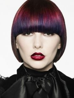 by Mana Dave http://www.hair.becomegorgeous.com/newest_trends/bright_hair_color_ideas_for_2012-7217.html