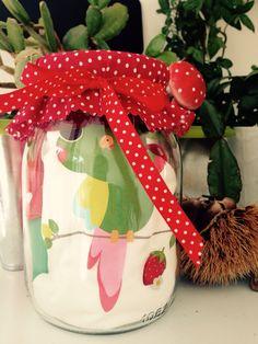 Regalo invasato;) Present in a jar