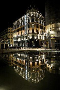 Rue Jean de Tournés, rue Stella et rue de la République, Lyon