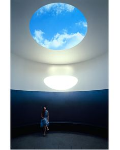 Step Inside UT's Newest Public Art Masterpiece / The Color Inside, the latest James Turrell Skyspace and newest public art piece to Landmarks, debuts on the Forty Acres.