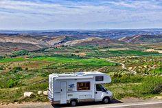 Motorhome, Paysage, Voyage, Loisirs