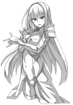 Scathach Fate
