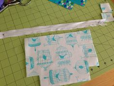 """I am excited to share the pattern for my """"Favorite Zipper Pouch"""". I needed a few gifts and whipped up some zipper pouches. I have made lots and lots of zipper bags. Cute Sewing Projects, Sewing Projects For Beginners, Sewing Tutorials, Bag Tutorials, Sewing Tips, Sewing Ideas, Zipper Pencil Case, Zipper Pouch, Zipper Bags"""